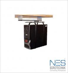 NES BueroTechnik CPU Strap Holder