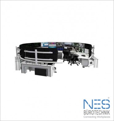 NES BueroTechnik BT Rail Monitor System