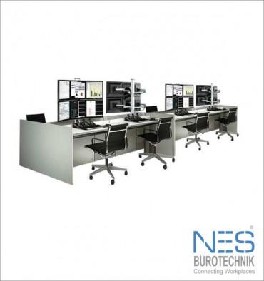 NES BueroTechnik Control Room System