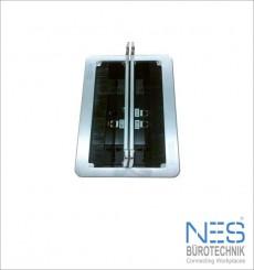 NES BueroTechnik Double FlipBox