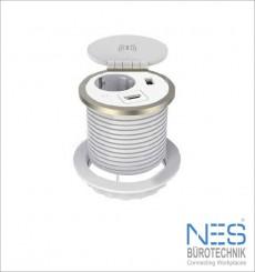 NES BueroTechnik FlexPoint/C - White