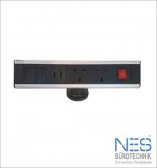 NES BueroTechnik DESKPRO/UP