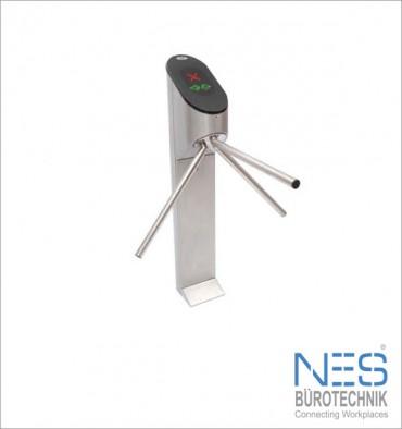 NES BueroTechnik QMS Turnstile 1