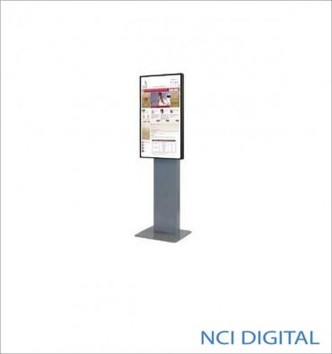 NES BueroTechnik Digital Signage MILANO 55