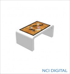NES BueroTechnik Digital Signage iTable 65