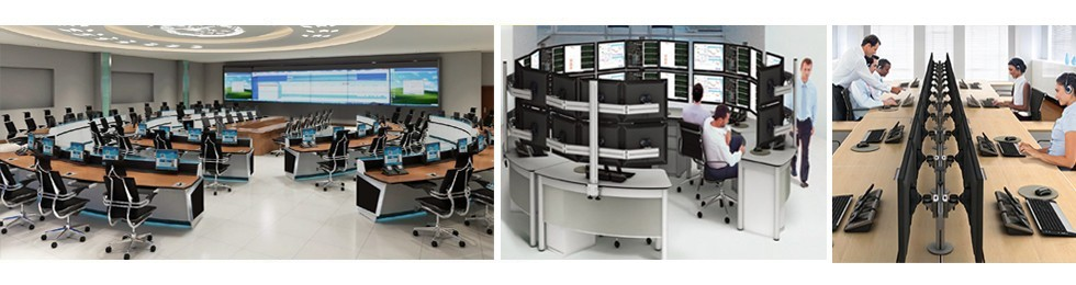 Control Room Desks